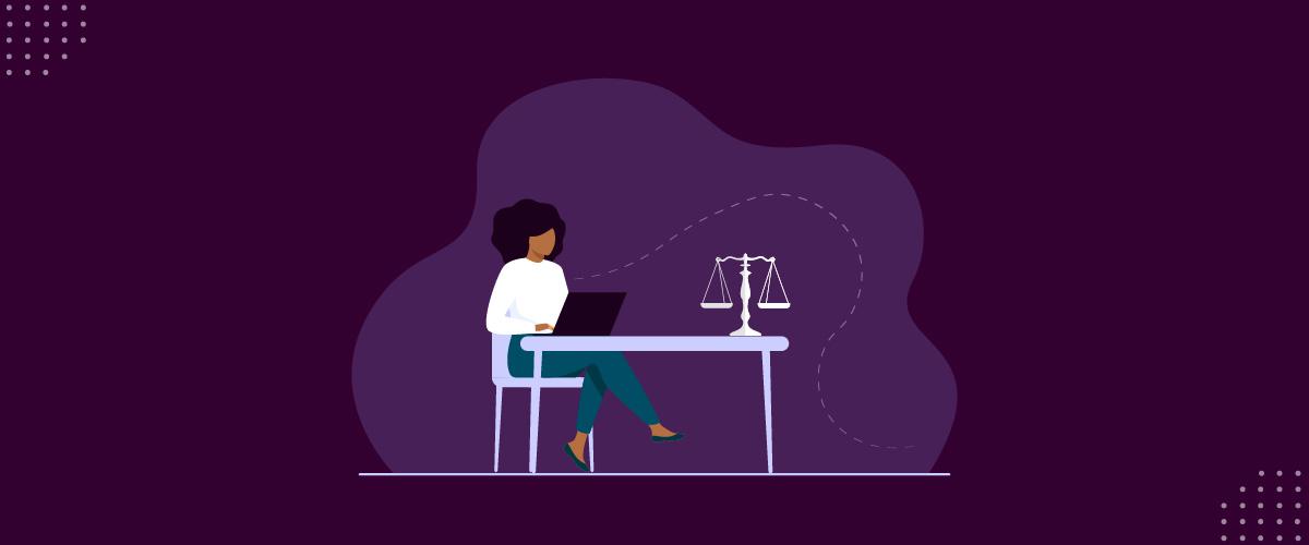 Imagem ilustrando as bases legais da LGPD.